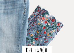 Jeans from Driftwood