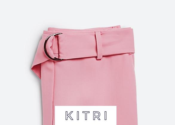 Pink Dress Pants